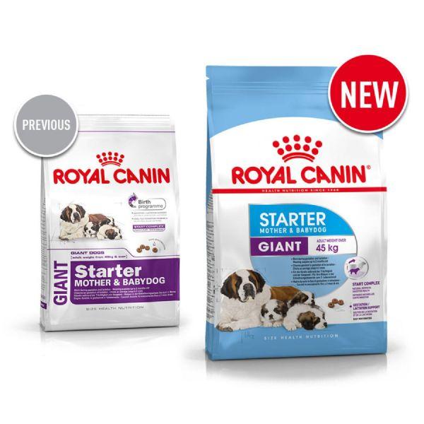 ROYAL CANIN® GIANT STARTER  DRY DOG FOOD