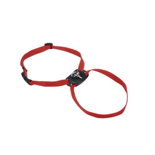 Size Right Adjustable Nylon Dog Harness