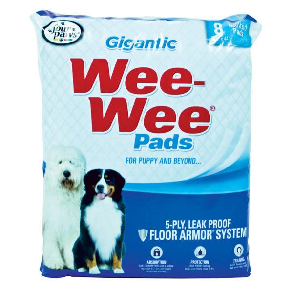 Wee-Wee® Pads Gigantic