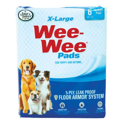 Wee-Wee® Pads, X-Large