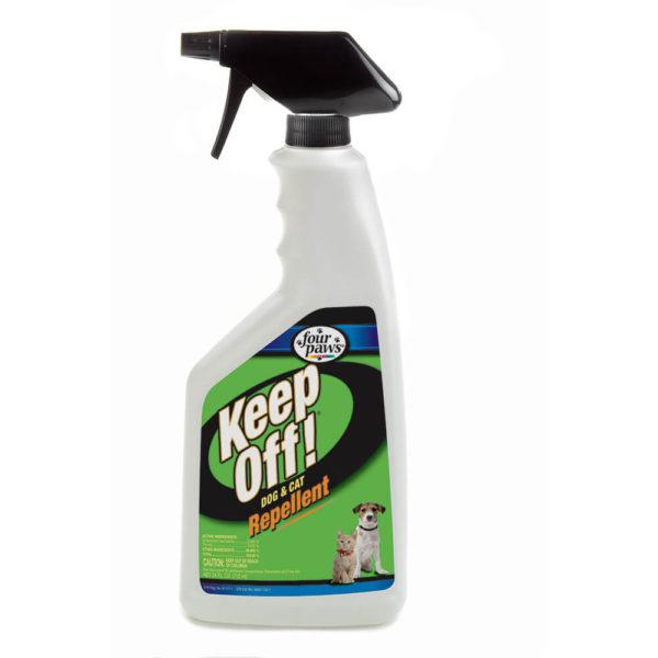 1927. Keep Off! Indoor Outdoor Dog and Cat Repellent, Pump