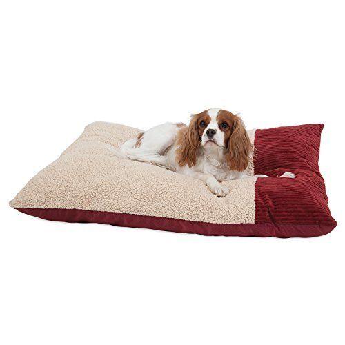 ASPEN PET® SELF WARMING KNIFE EDGE PILLOW BED