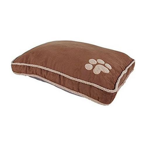 Aspen Pet® Shearling Gusseted Pillow Bed