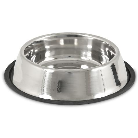 Petmate Anti Skid Stainless Steel Bowl