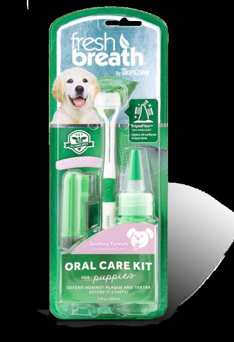 FRESH BREATH PUPPY ORAL CARE KIT