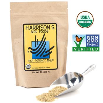 HARISSONS BIRD FOOD HIGH POTENCY MASH