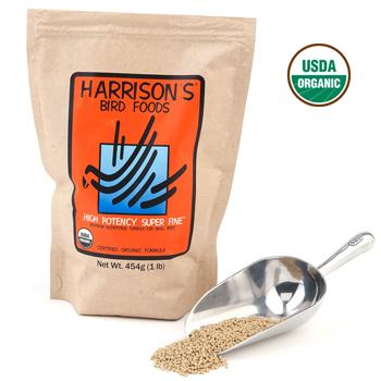 HARISSONS BIRD FOOD HIGH POTENCY SUPER FINE