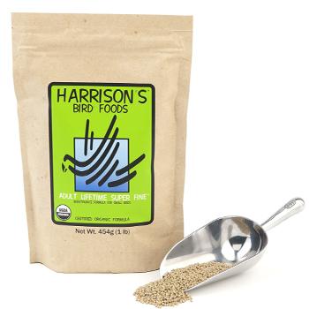 HARISSONS BIRD FOOD ADULT LIFETIME SUPER FINE