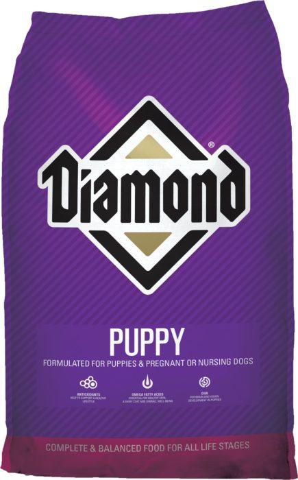 diamond dog food puppy