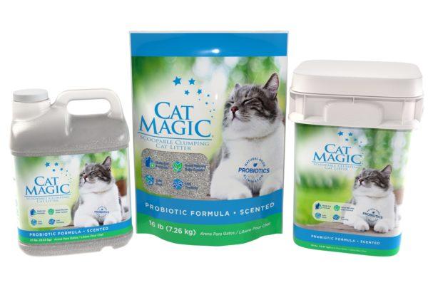 Cat Magic scented litter