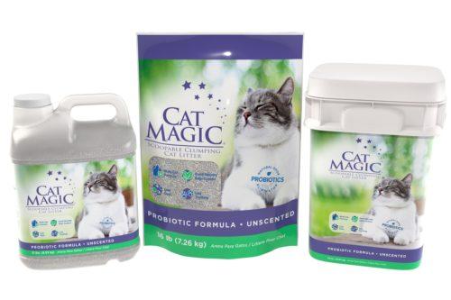 cat magic unscented