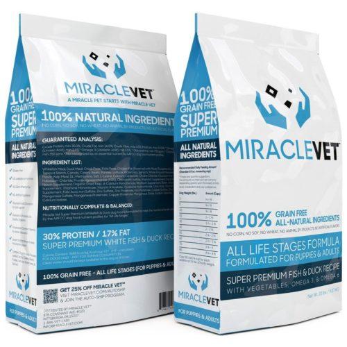 Miracle Vet Super Premium Dog Food