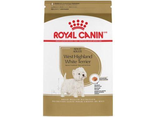 ROYAL CANIN® WEST HIGHLAND TERRIER ADULT DRY DOG FOOD
