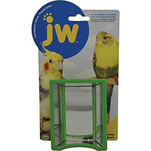 JW ACTIVITOY HALL OF MIRRORS BIRD TOY