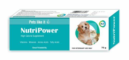 Nutripower supplement