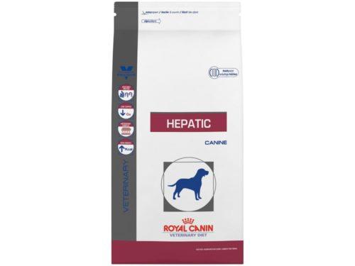 ROYAL CANIN HEPATIC CANINE DRY DOG FOOD