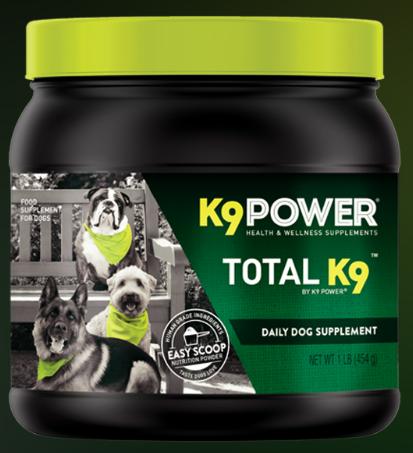 total k9 3