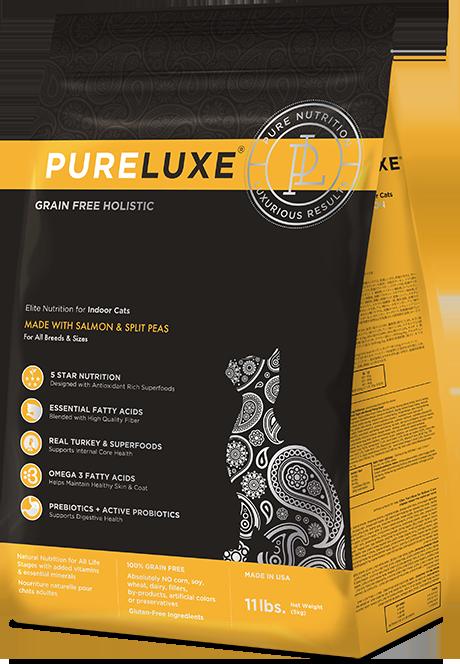 Pureluxe Indoor Cat Food