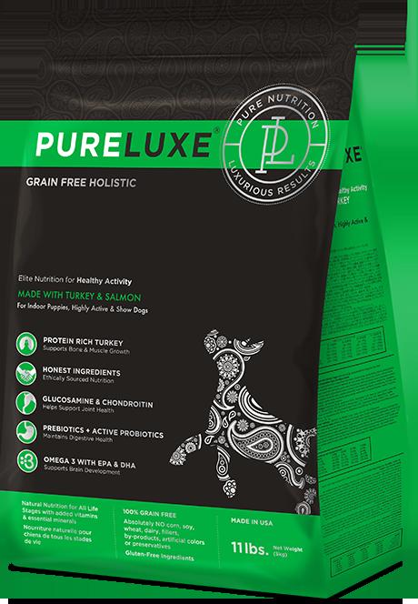Pureluxe Turkey and Split Peas Dog Food