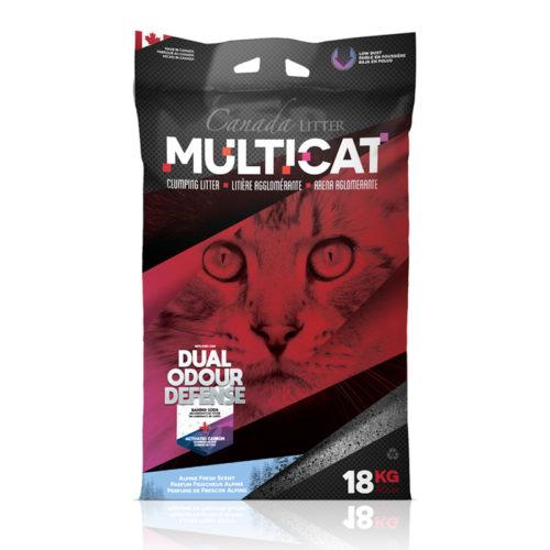CANADA CLUMPING MULTI-CAT LITTER