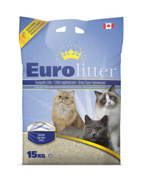 Eurolitter Scoopable Cat Litter