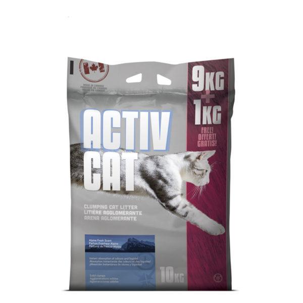 ActivCat Scoopable Cat Litter